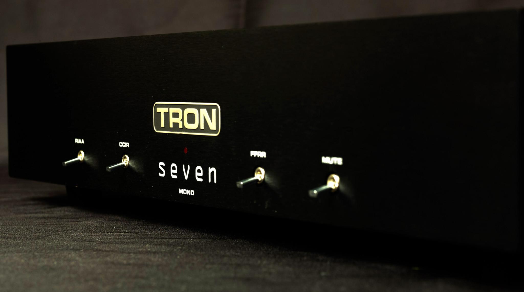 TRON Seven Phono Mono