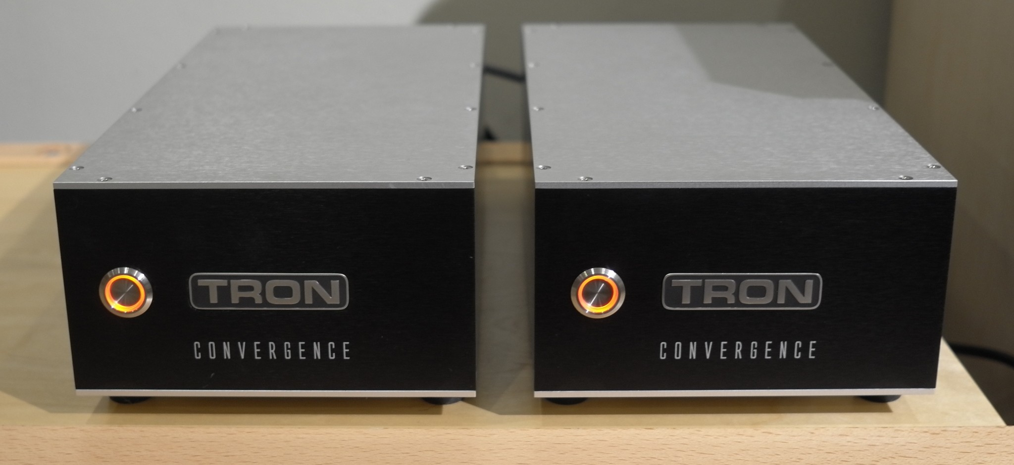 Convergence 50-watt Monoblock Amplifiers
