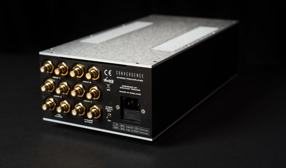 Convergence Preamp