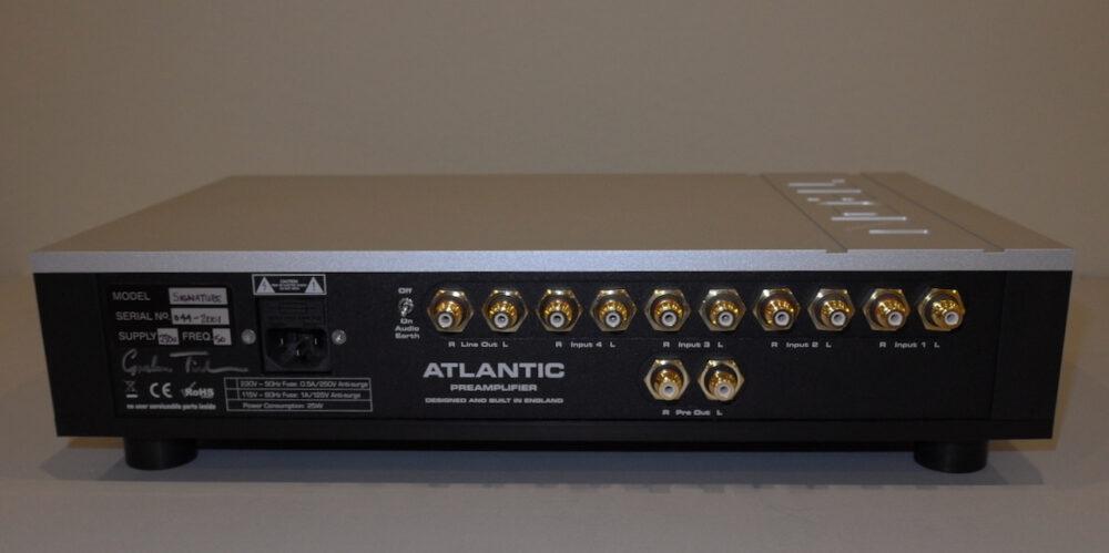 TRON Atlantic